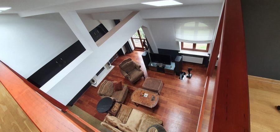 Mieszkanie czteropokojowe  na wynajem Konstancin-Jeziorna, Konstancin, Wilanowska  180m2 Foto 9