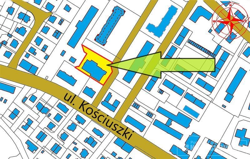 Mieszkanie trzypokojowe na sprzedaż Szczecinek, Kościuszki  78m2 Foto 6