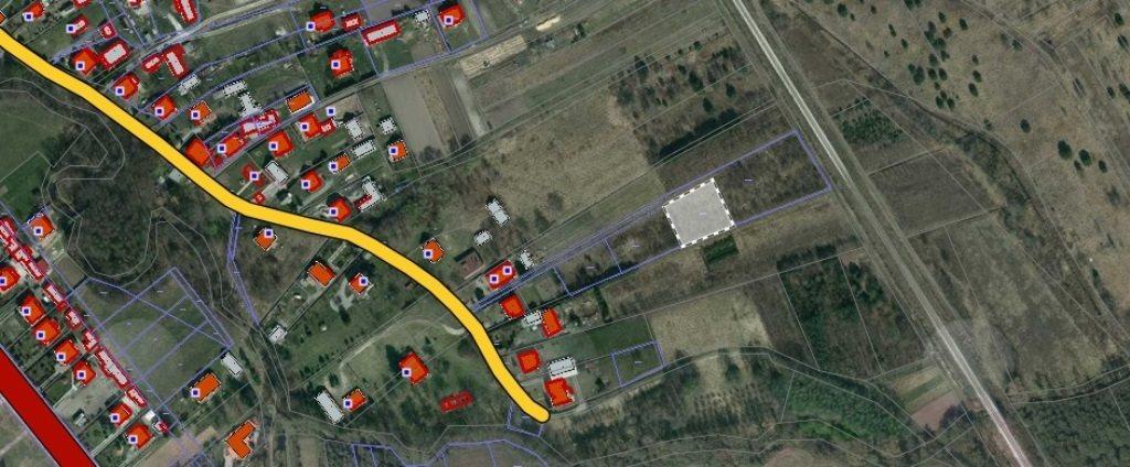 Działka budowlana na sprzedaż Kolbuszowa Górna  2350m2 Foto 4
