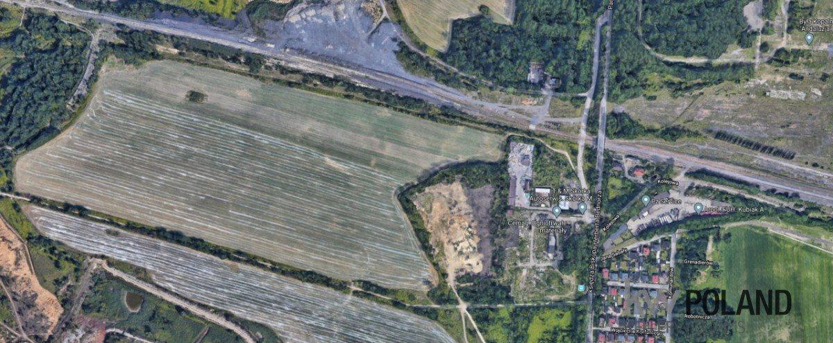 Działka przemysłowo-handlowa na sprzedaż Piekary Śląskie, Biskupa Herberta Bednorza  30775m2 Foto 2