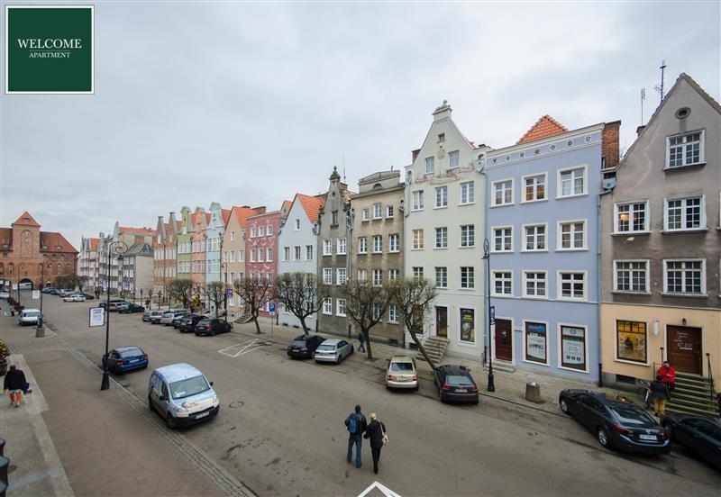Mieszkanie dwupokojowe na wynajem Gdańsk, Stare Miasto, SZEROKA  50m2 Foto 9