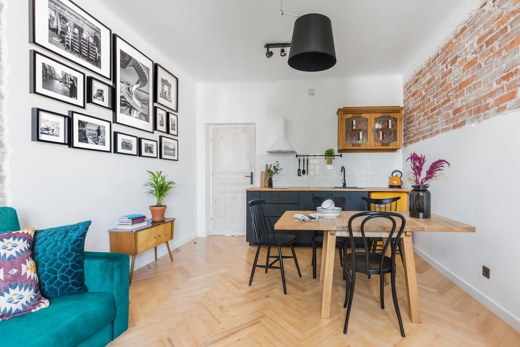 Mieszkanie trzypokojowe na sprzedaż Warszawa, Ciasna 15  50m2 Foto 5