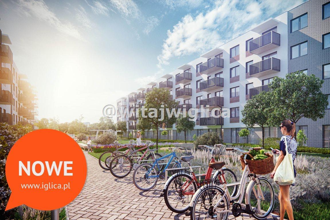 Mieszkanie trzypokojowe na sprzedaż Wrocław, Krzyki, Klecina, Jutrzenki  52m2 Foto 8