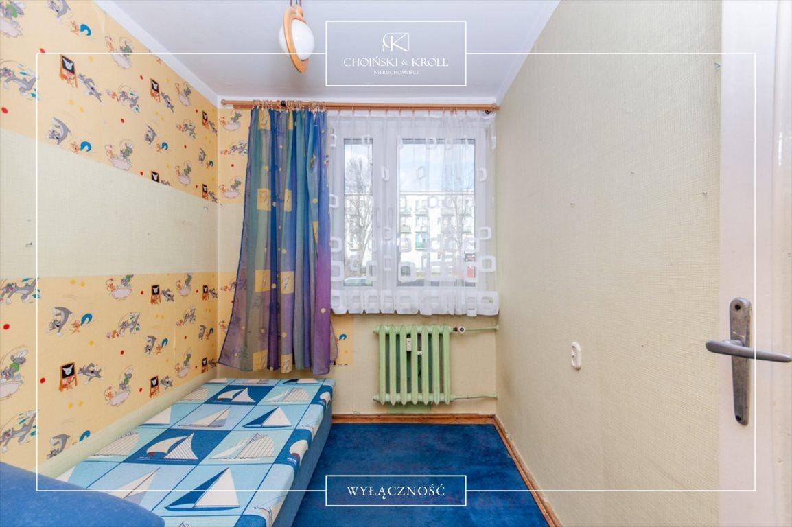 Mieszkanie trzypokojowe na sprzedaż Poznań, Dębiec, Racjonalizatorów  58m2 Foto 9