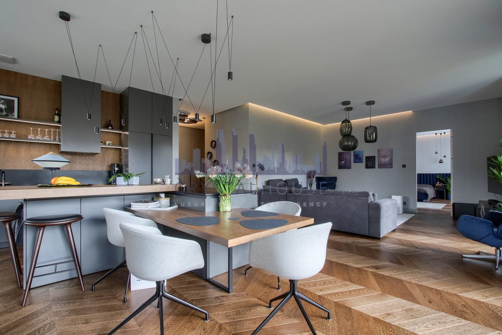Mieszkanie czteropokojowe  na sprzedaż Warszawa, Mokotów, Broniwoja  171m2 Foto 1