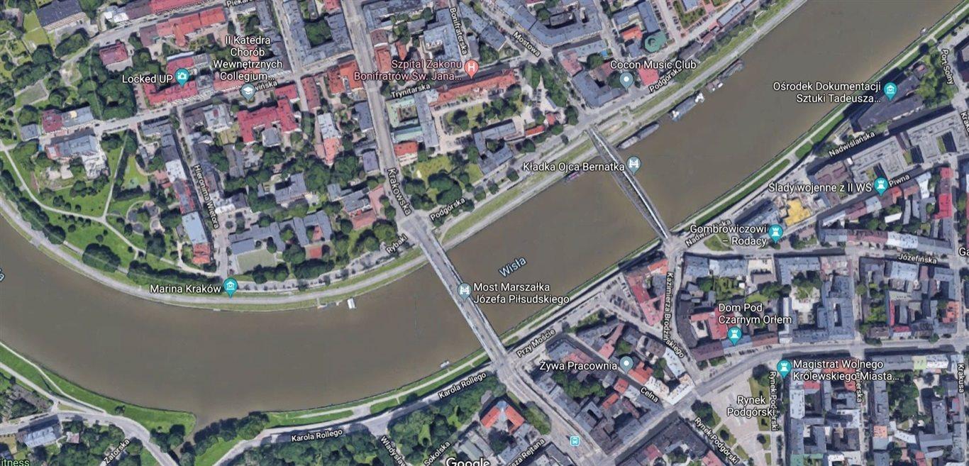 Działka inna na sprzedaż Kraków, Stare Miasto, Stare Miasto  545m2 Foto 1