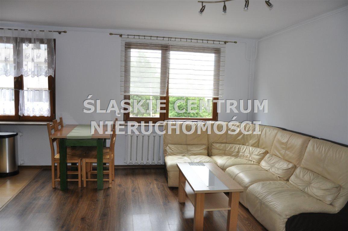 Mieszkanie trzypokojowe na wynajem Sosnowiec, Śródmieście, Naftowa  62m2 Foto 4