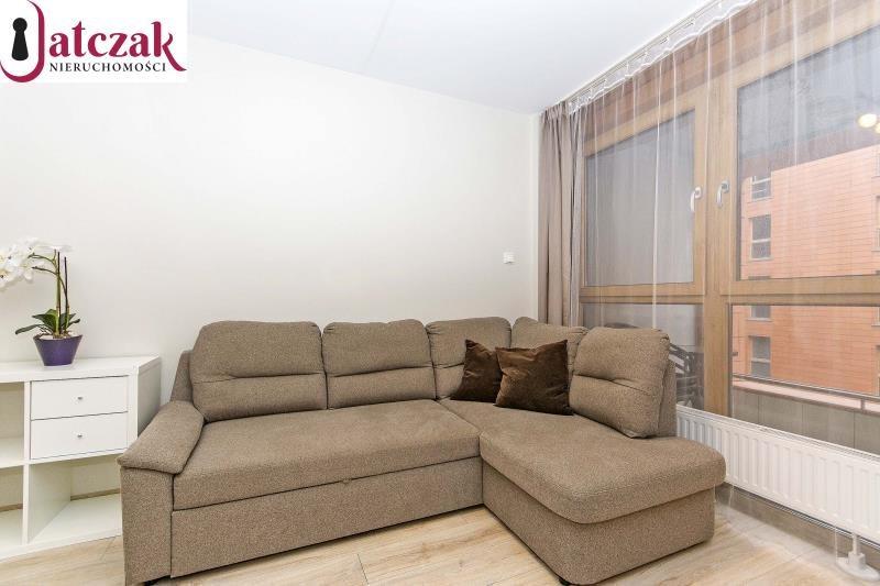 Mieszkanie dwupokojowe na wynajem Gdańsk, Śródmieście, AURA, TORUŃSKA  43m2 Foto 3