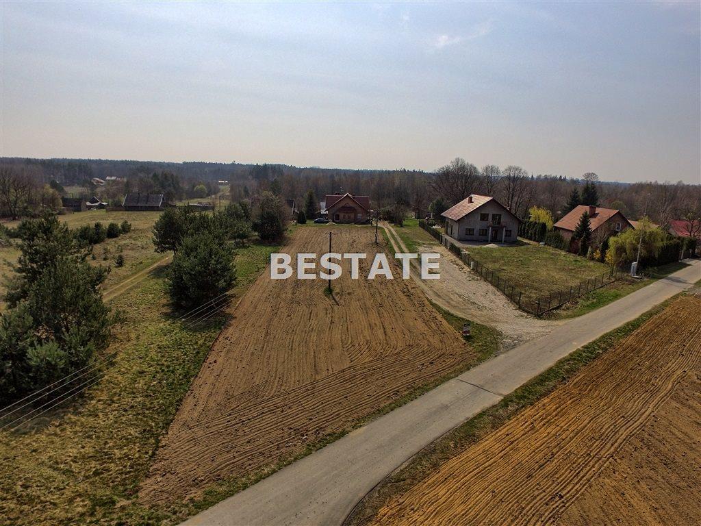 Działka budowlana na sprzedaż Jodłówka-Wałki  2116m2 Foto 1