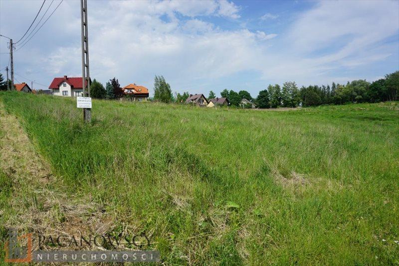 Działka budowlana na sprzedaż Masłomiąca  1000m2 Foto 1