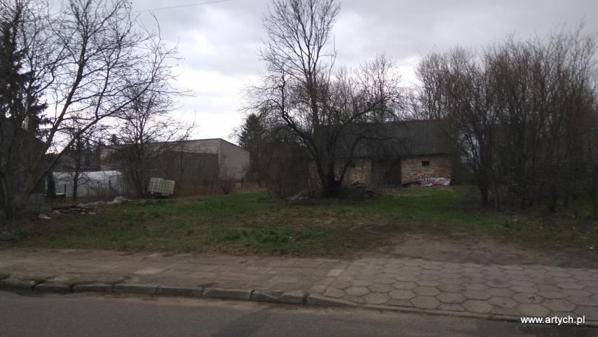 Działka budowlana na sprzedaż Sokołów Podlaski  1082m2 Foto 4