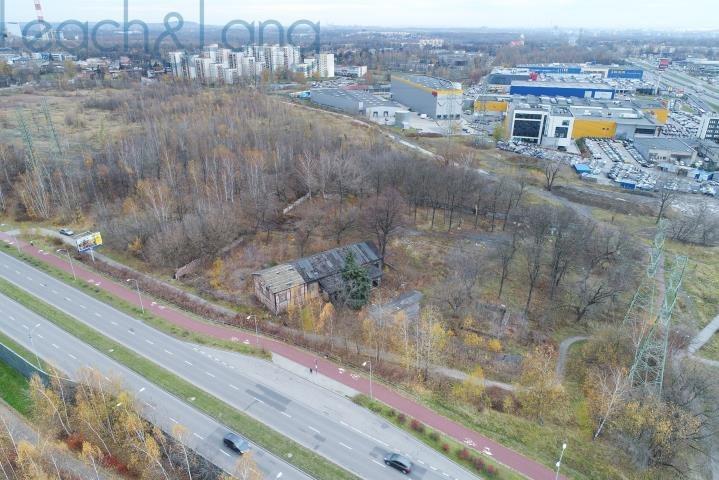 Działka inwestycyjna na sprzedaż Katowice, Bogucice, Bohaterów Monte Cassino  9040m2 Foto 3