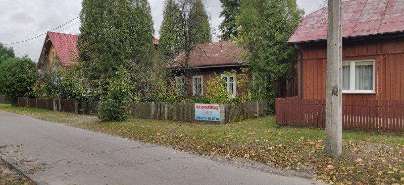 Działka rekreacyjna na sprzedaż Radomyśl nad Sanem, Mickiewicza 47  1700m2 Foto 7