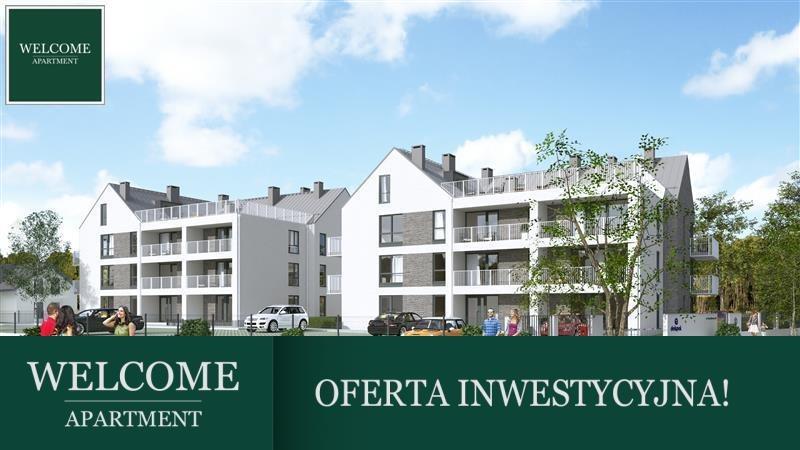 Mieszkanie dwupokojowe na sprzedaż Gdańsk, Sobieszewo, Villa Neptun, Nadwiślańska  38m2 Foto 1