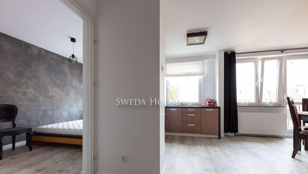 Mieszkanie dwupokojowe na wynajem Gdańsk, Przeróbka, Sienna  43m2 Foto 9