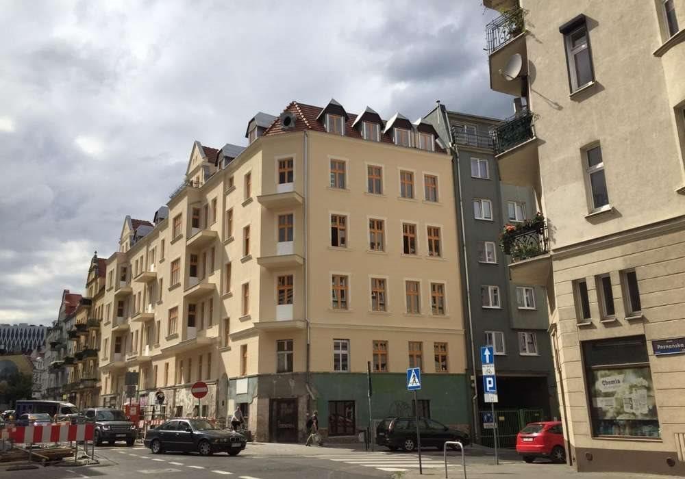 Lokal użytkowy na sprzedaż Poznań, Jeżyce, Poznańska 24  64m2 Foto 1