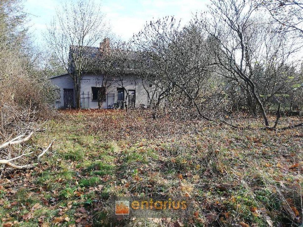 Działka budowlana na sprzedaż Józefów, Nadwiślańska  1366m2 Foto 1