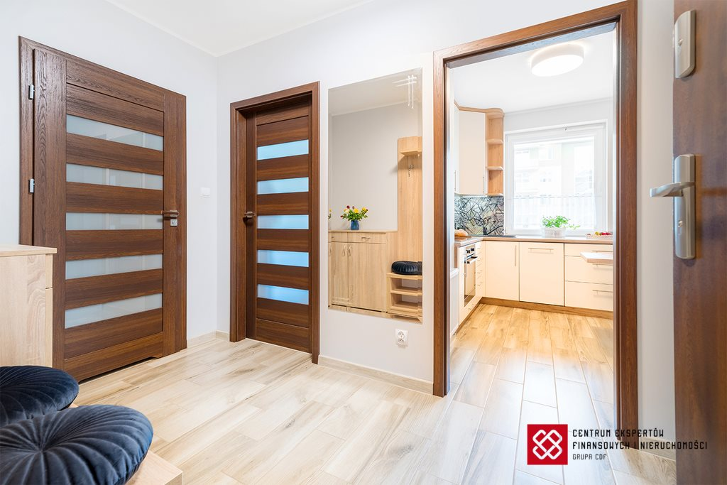 Mieszkanie dwupokojowe na sprzedaż Olsztyn, Bartąska  45m2 Foto 7