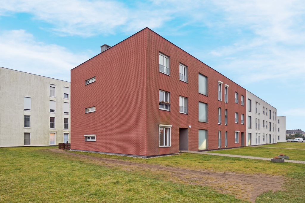 Mieszkanie dwupokojowe na sprzedaż Luboń, Jachtowa  51m2 Foto 1