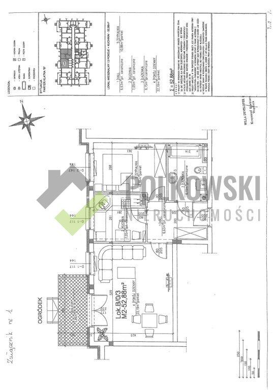 Mieszkanie dwupokojowe na sprzedaż Radzymin, Reymonta  53m2 Foto 8