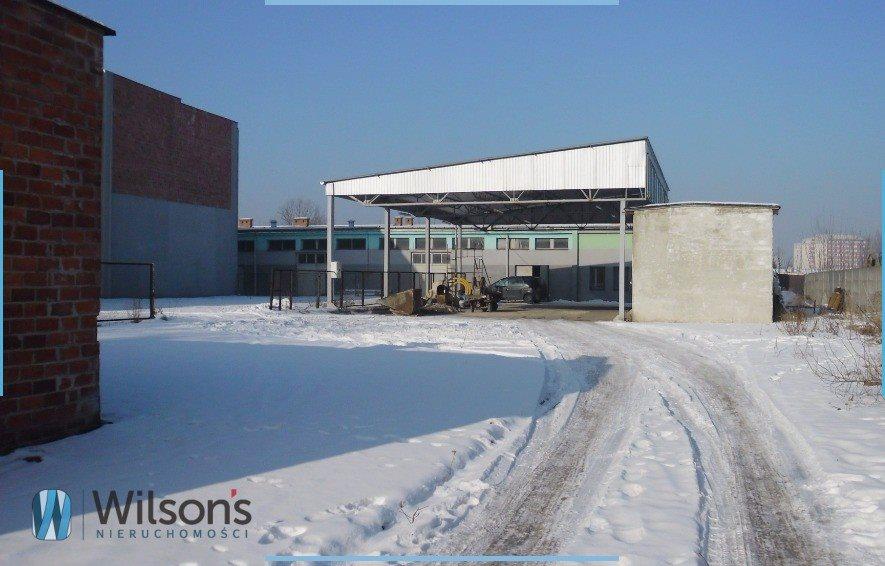 Działka przemysłowo-handlowa pod dzierżawę Radom  1500m2 Foto 1