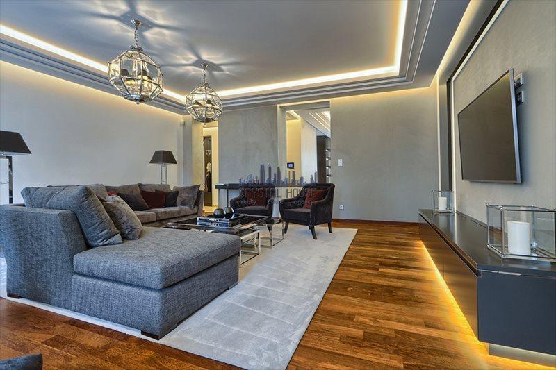 Mieszkanie czteropokojowe  na sprzedaż Warszawa, Mokotów, Jarosława Dąbrowskiego  154m2 Foto 1
