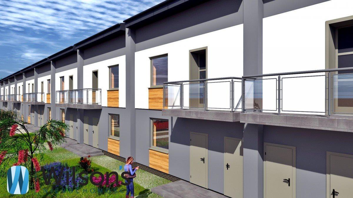 Mieszkanie trzypokojowe na sprzedaż Marki, Dzika  70m2 Foto 4