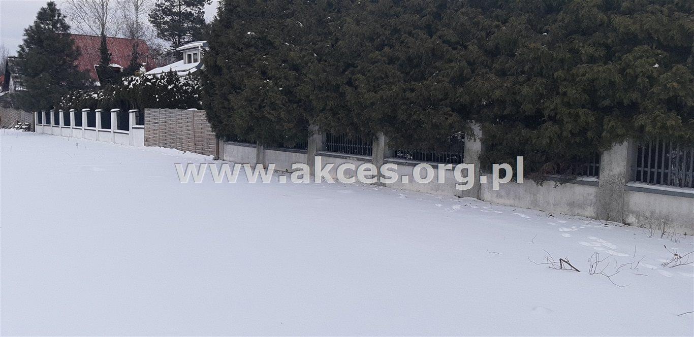Działka komercyjna pod dzierżawę Zielonka, Bankówka  1600m2 Foto 3