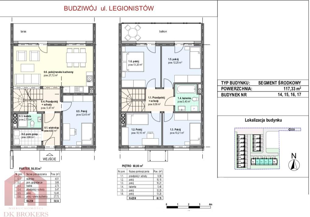 Dom na sprzedaż Rzeszów, Budziwój, Legionistów  117m2 Foto 3
