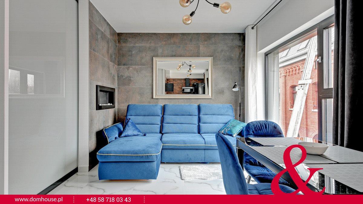 Mieszkanie dwupokojowe na wynajem Gdańsk, Śródmieście, Kotwiczników  35m2 Foto 4