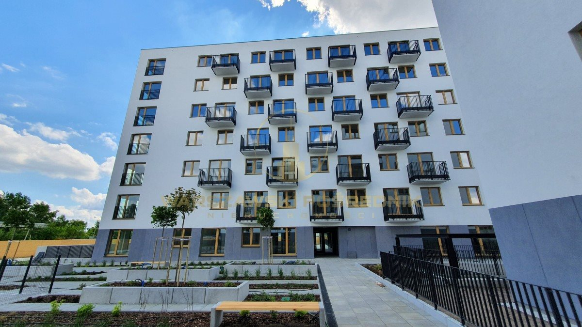 Mieszkanie dwupokojowe na sprzedaż Warszawa, Praga-Północ, Aleksandra Kotsisa  36m2 Foto 1