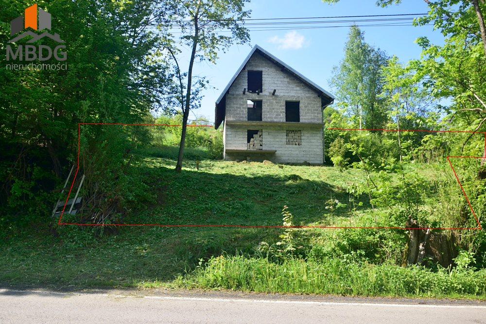 Dom na sprzedaż Skomielna Czarna  74m2 Foto 2