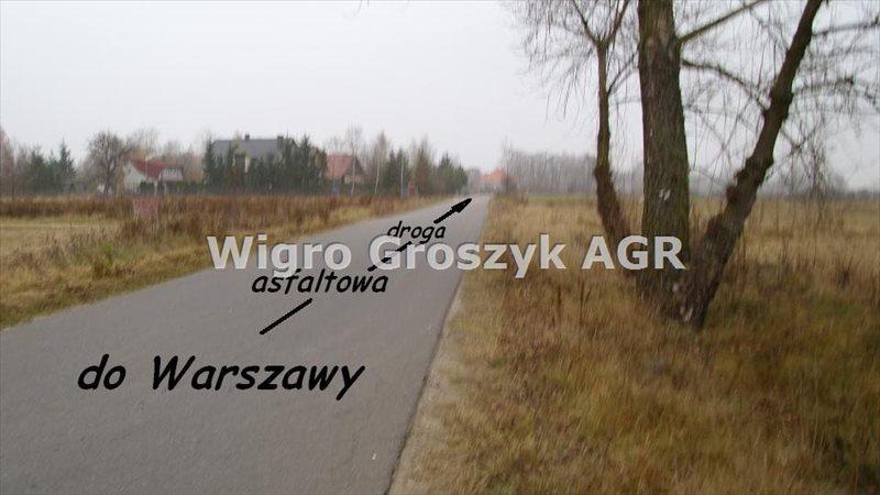Działka budowlana na sprzedaż Mała Wieś przy Drodze  7400m2 Foto 1