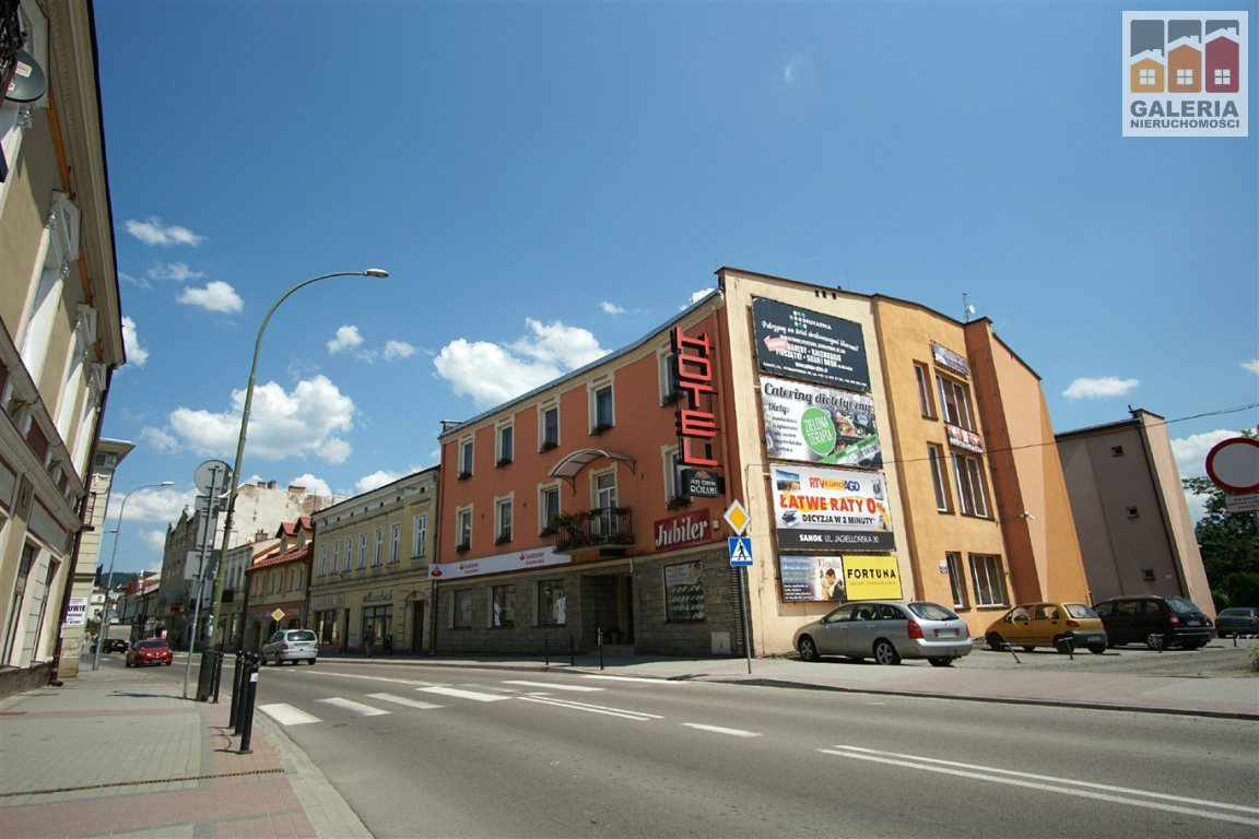 Lokal użytkowy na sprzedaż Sanok, Śródmieście, Jagiellońska  1688m2 Foto 1