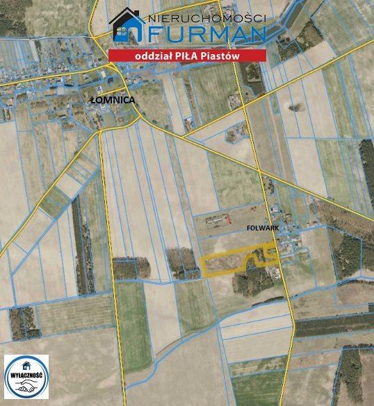 Działka rolna na sprzedaż Łomnica  26400m2 Foto 1
