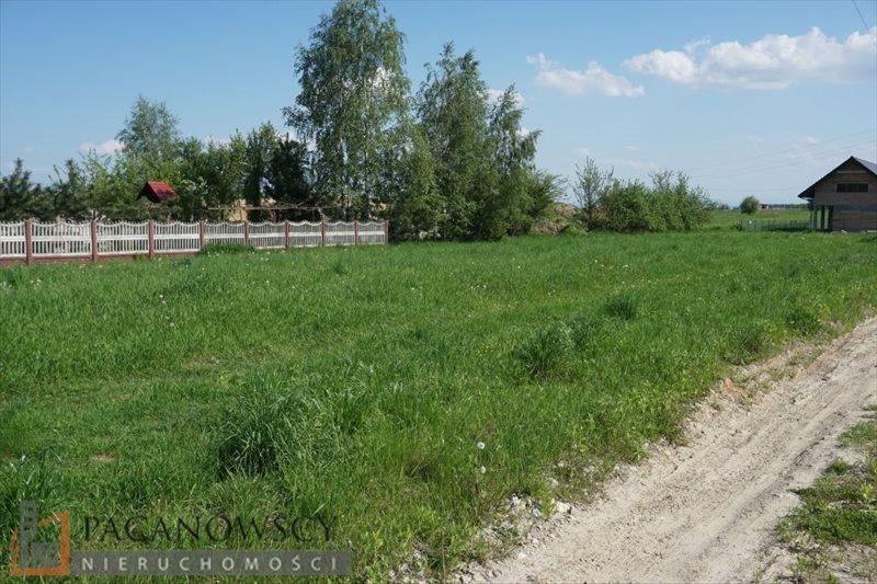 Działka budowlana na sprzedaż Kozierów  1373m2 Foto 1