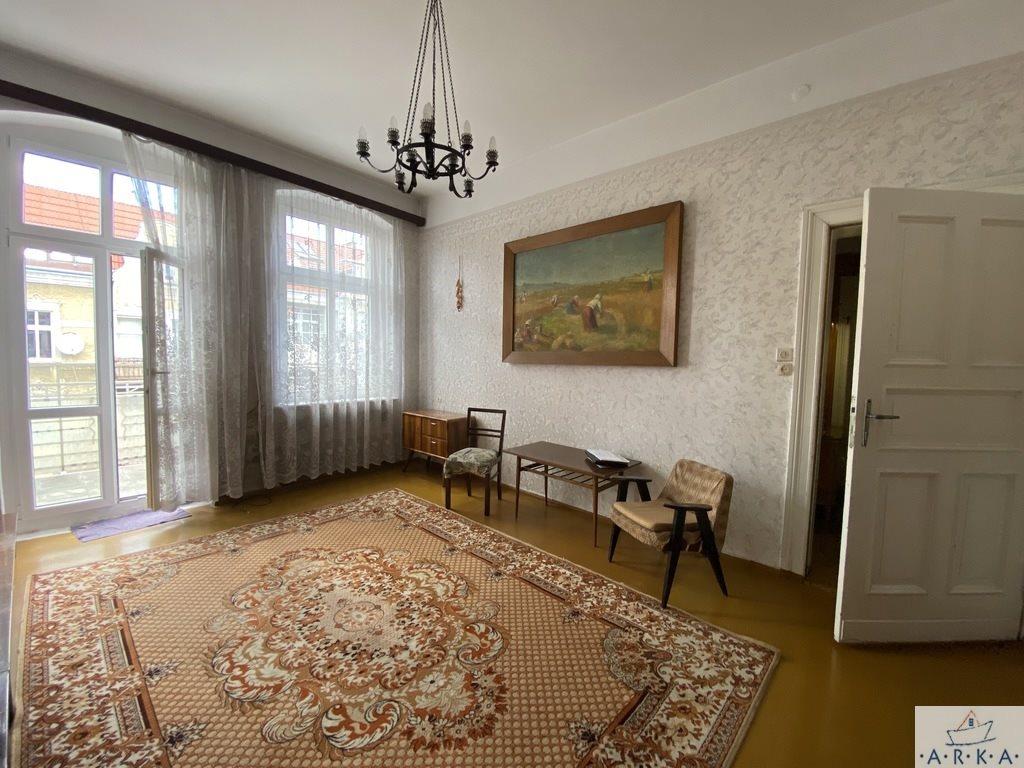 Mieszkanie dwupokojowe na sprzedaż Szczecin, Śródmieście-Centrum, al. Bohaterów Warszawy  55m2 Foto 3