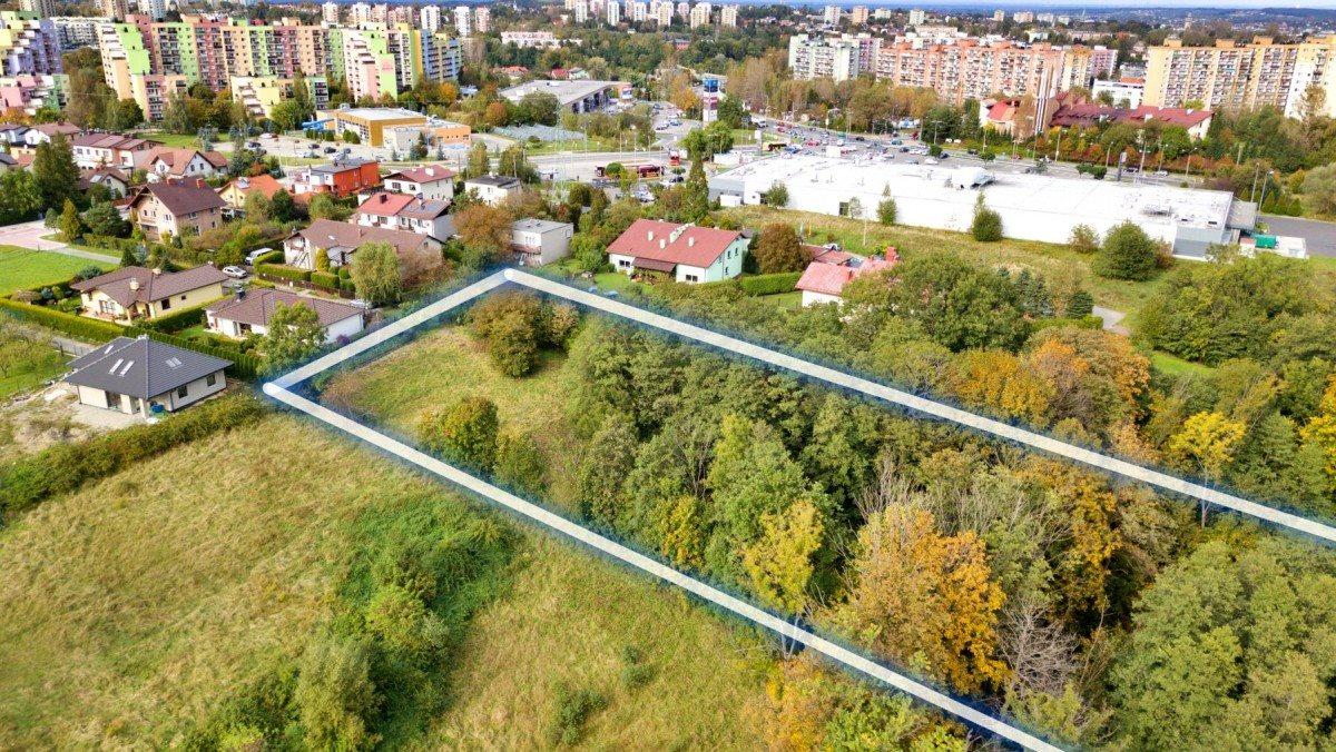 Działka budowlana na sprzedaż Bielsko-Biała, Stefana Starzyńskiego  3900m2 Foto 5