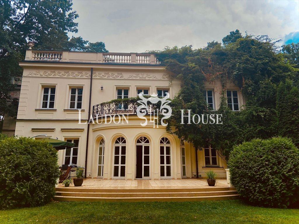 Dom na sprzedaż Konstancin-Jeziorna  1500m2 Foto 1