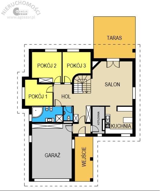 Dom na sprzedaż Łaziska  207m2 Foto 9