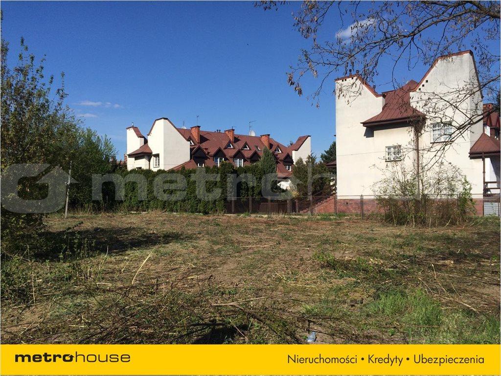 Działka budowlana na sprzedaż Warszawa, Bemowo  1154m2 Foto 5