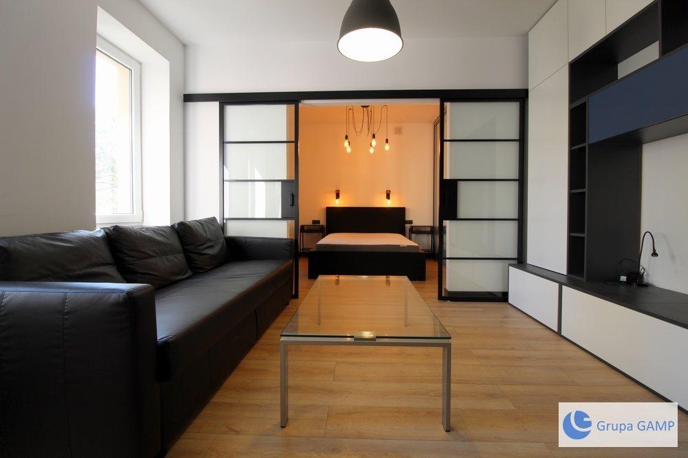 Mieszkanie dwupokojowe na wynajem Kraków, Nowa Huta, os. Centrum A  35m2 Foto 3