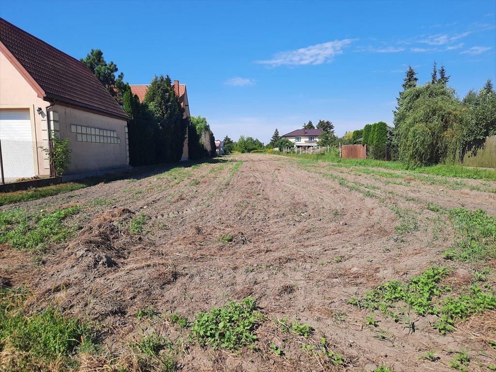 Działka budowlana na sprzedaż Stare Babice, Zielonki Wieś  3500m2 Foto 2