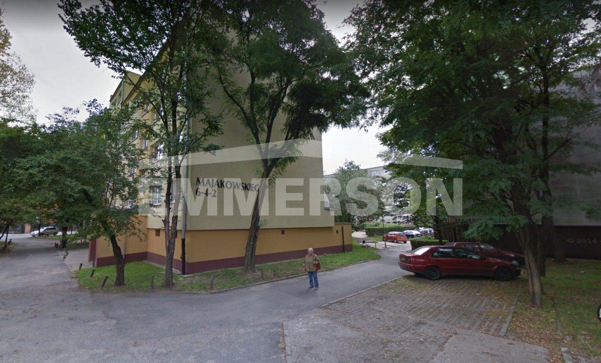 Mieszkanie czteropokojowe  na sprzedaż Wrocław, Kuźniki, Włodzimierza Majakowskiego  76m2 Foto 2