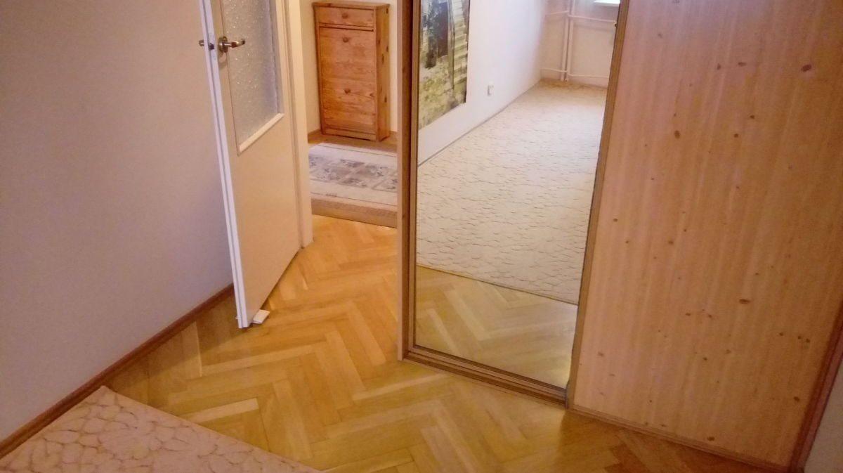 Mieszkanie dwupokojowe na wynajem Poznań, Stare Miasto, Winogrady, Os. Pod Lipami  38m2 Foto 7