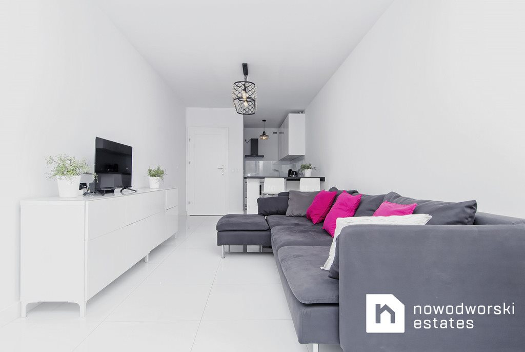 Mieszkanie dwupokojowe na wynajem Poznań, Wilda, Antoniego Kosińskiego  47m2 Foto 3