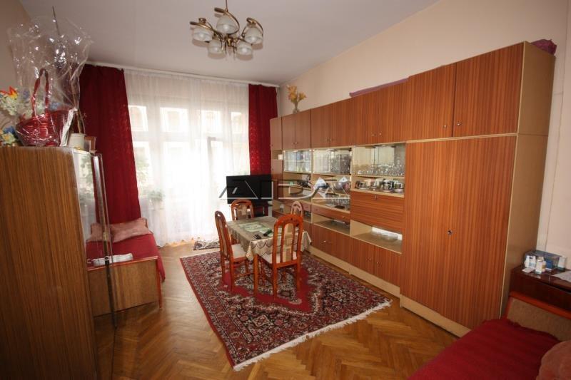 Mieszkanie dwupokojowe na wynajem Wrocław, Śródmieście, Nowowiejska  49m2 Foto 1