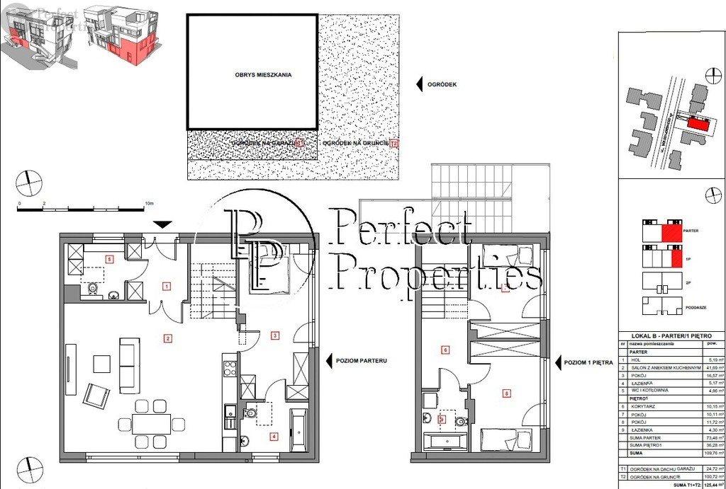 Mieszkanie czteropokojowe  na sprzedaż Warszawa, Mokotów, Skrzetuskiego  110m2 Foto 5