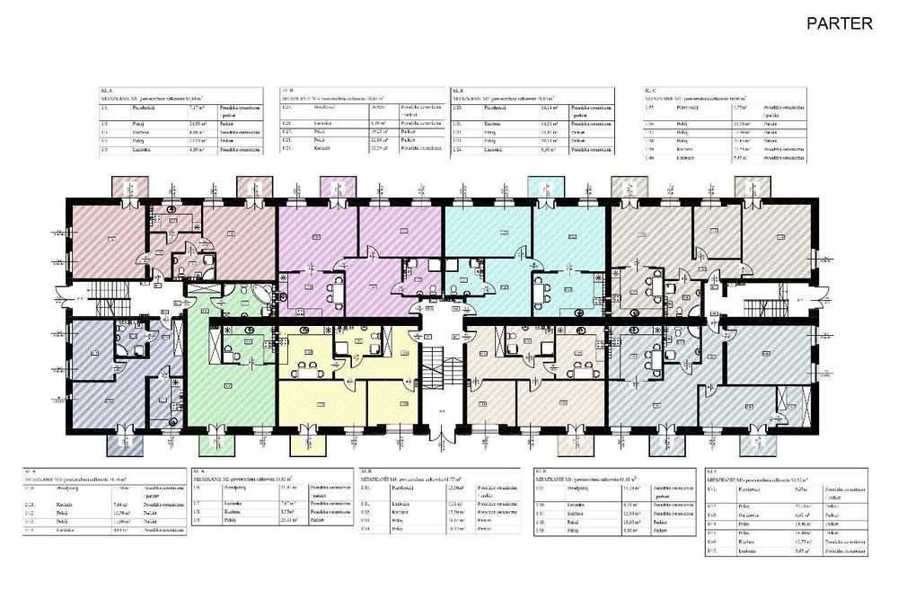 Mieszkanie dwupokojowe na sprzedaż Szprotawa  61m2 Foto 8