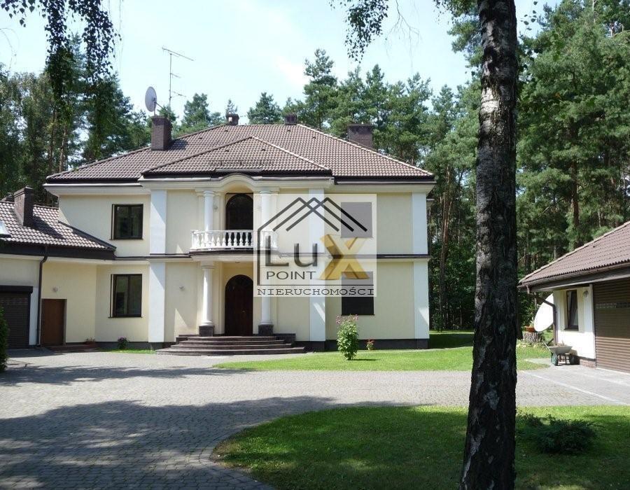Dom na wynajem Konstancin-Jeziorna, Deotymy  1756m2 Foto 1